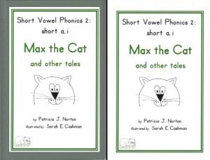 Short Vowel Phonics Book 2